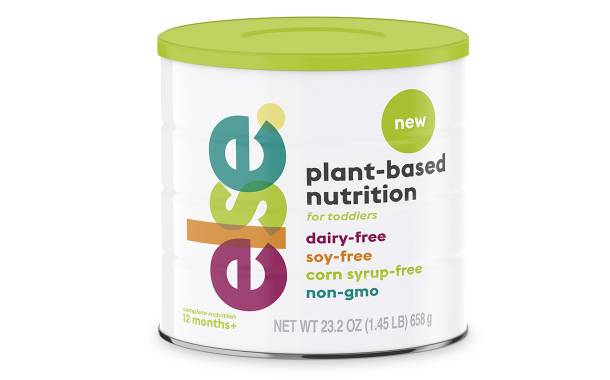 Else Nutrition launches plant-based toddler formula