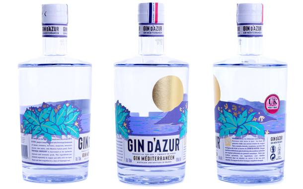 Gin D'Azur launches premium gin inspired by the Côte D'Azur