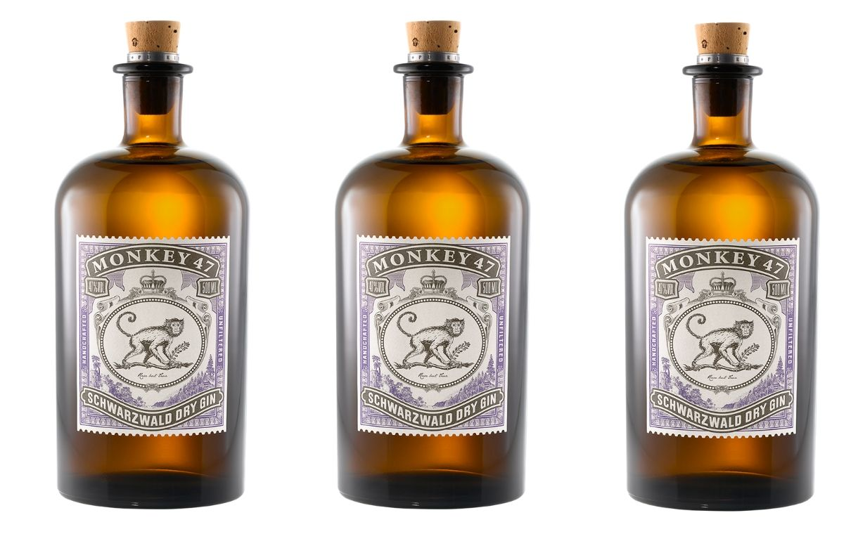 Pernod Ricard becomes exclusive owner of Monkey 47 gin brand