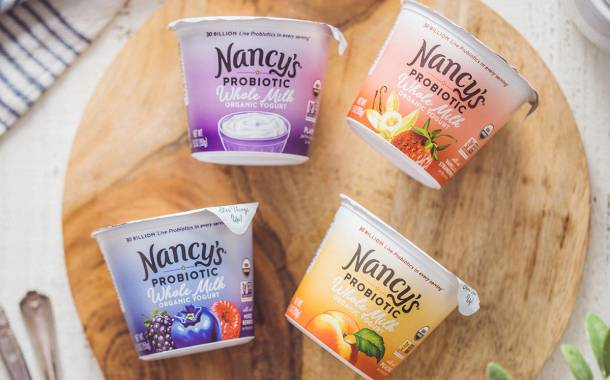 Nancy's Probiotic Foods debuts new dairy and vegan yogurts