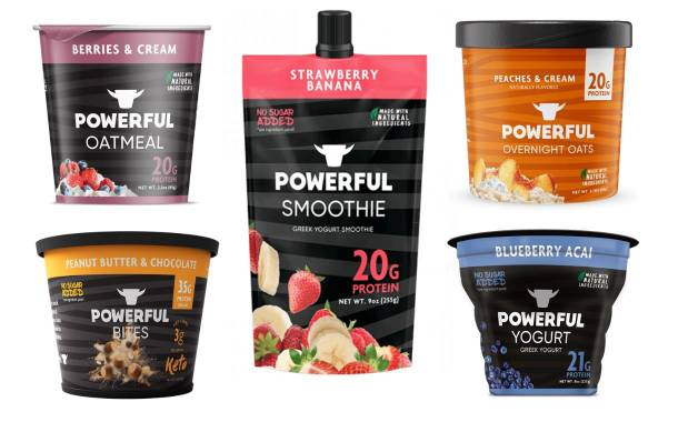 High-protein brand Powerful Foods receives $5m investment
