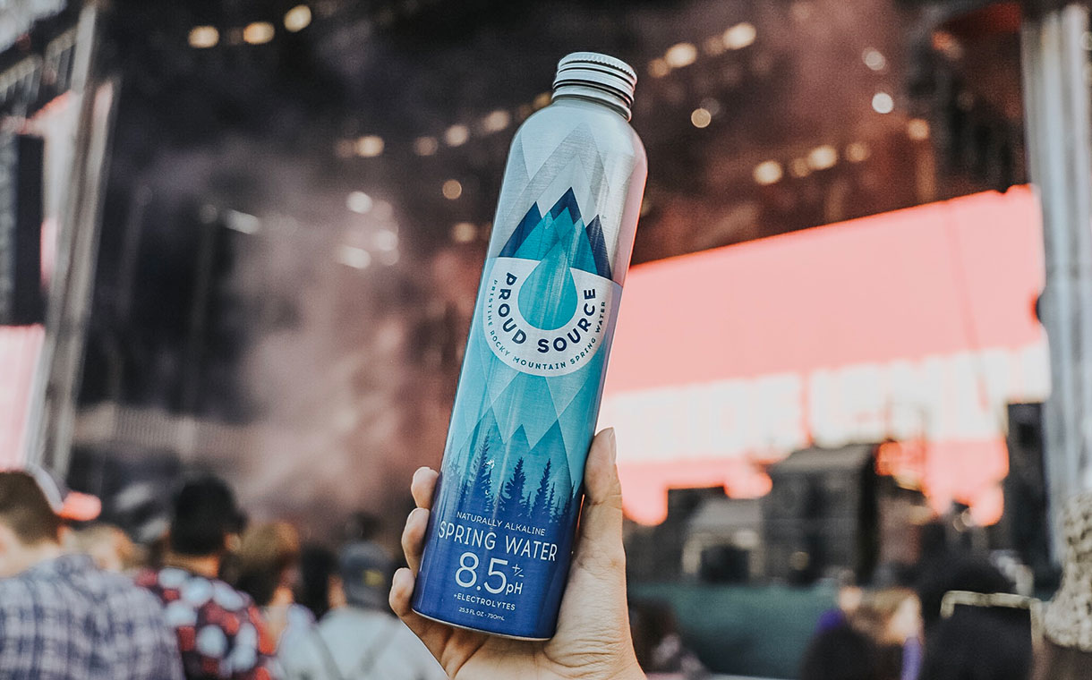 Proud Source Water to expand distribution following new investment