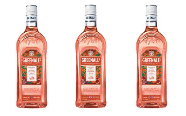 Greenall's Gin unveils zero-sugar Blood Orange and Fig Gin