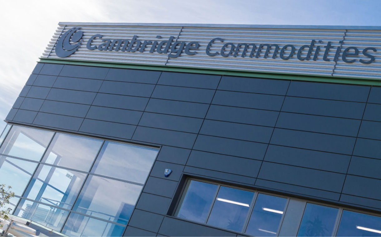 Cambridge Commodities acquires Ultimate Superfoods' ingredients arm