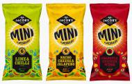 Pladis expands Mini Cheddars range with new Mexican flavours