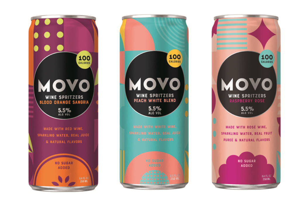 Molson Coors launches canned wine spritzers brand in US
