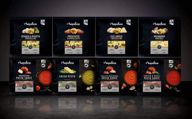 Napolina enters new category with frozen pasta and sauces