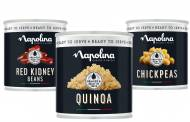 Napolina unveils drained canned quinoa amid new range