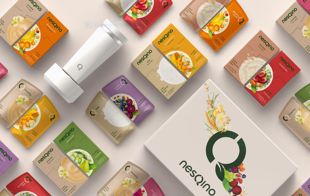 Nestlé introduces personalised beverage solution NesQino