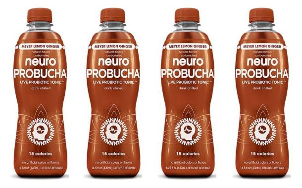 Neuro Brands expands line with live probiotic drink Probucha