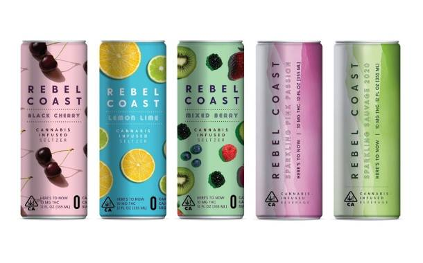 Rebel Coast expands product line with sparkling wine and seltzers