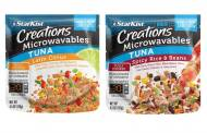Starkist unveils new Creations Microwavables  line