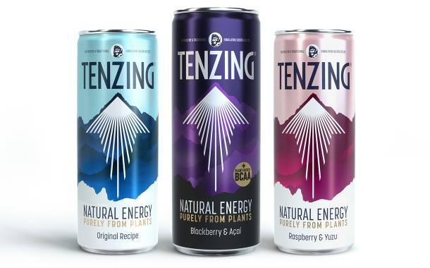 Tenzing unveils natural energy drink with vegan BCAAs