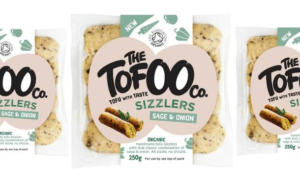 The Tofoo Co. releases new Sage & Onion tofu Sizzlers