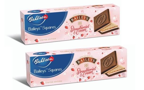 Bahlsen partners with Baileys to unveil new 'indulgent' biscuit