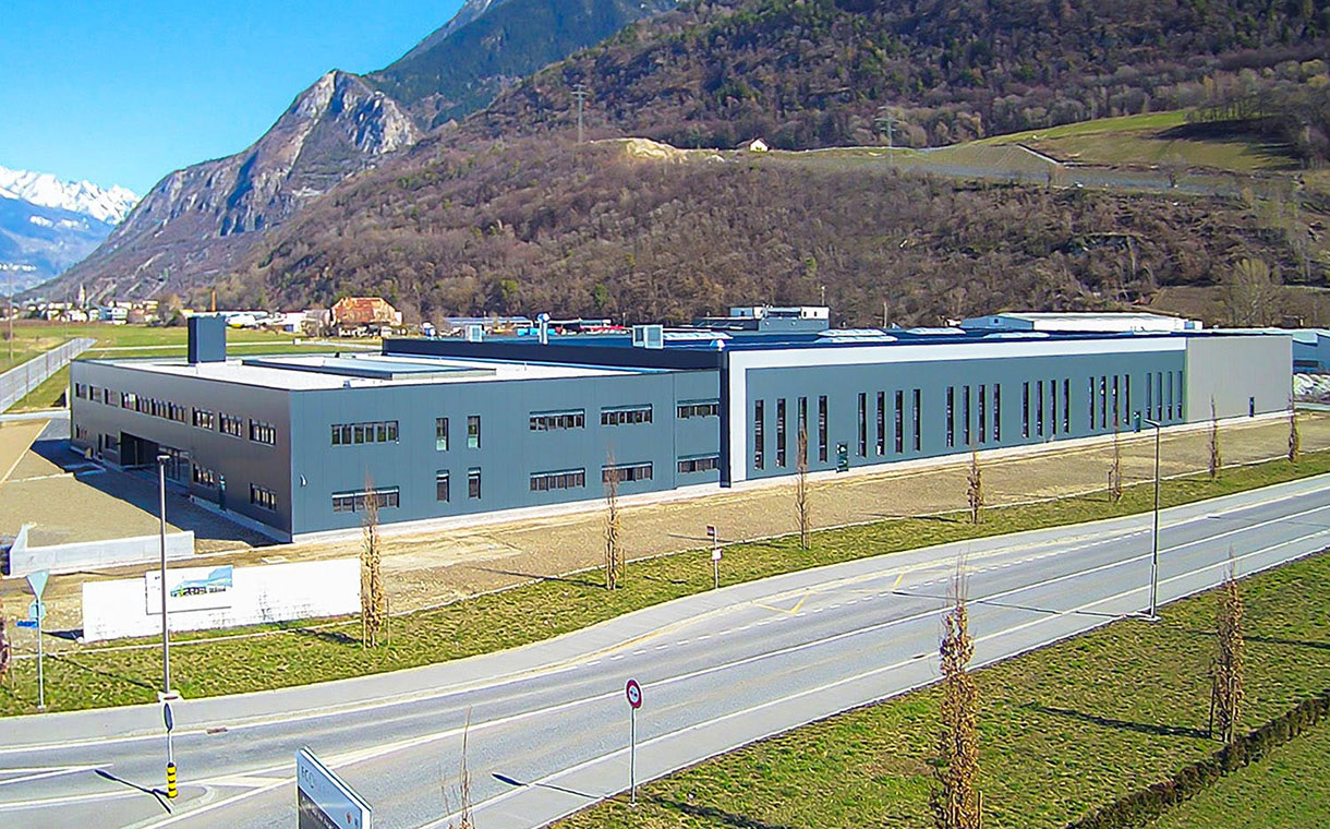 Eversys completes move into new coffee machine factory