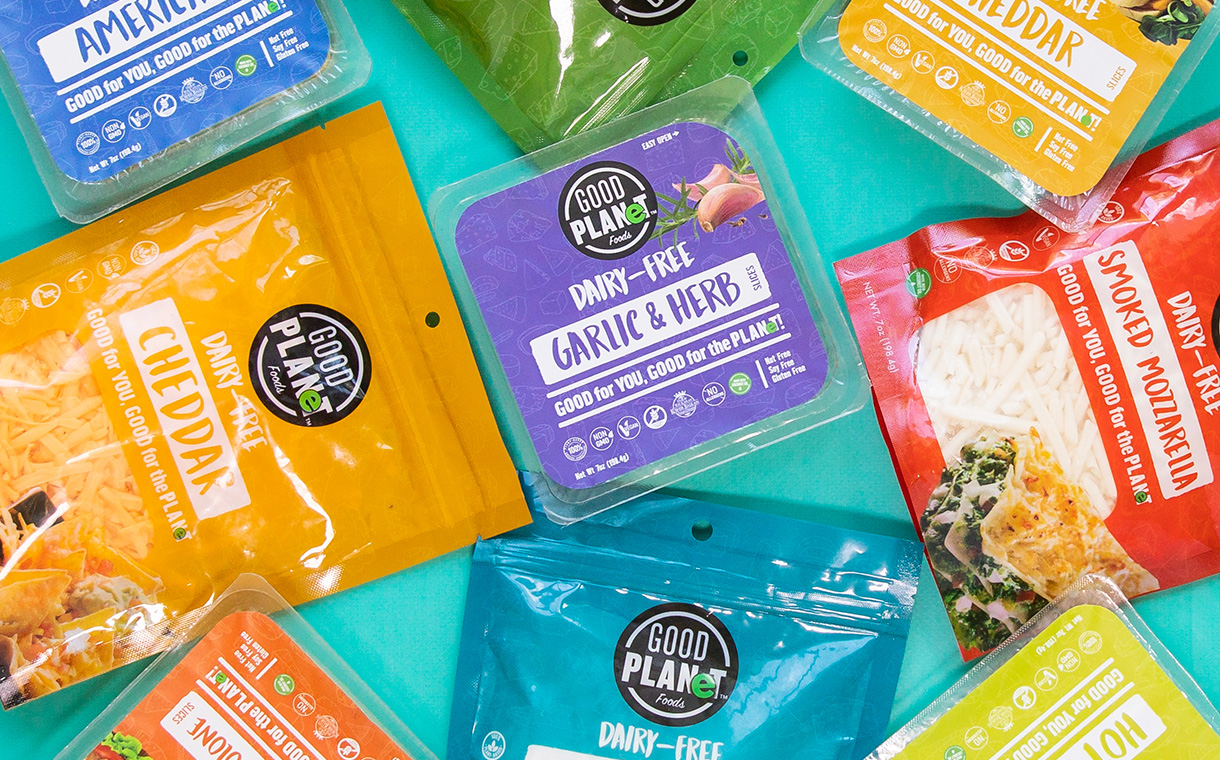 Plant-based cheese firm Good Planet Foods raises $12m