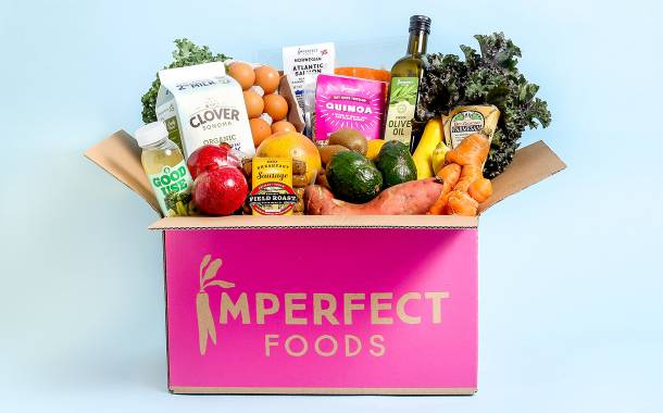 Imperfect Foods secures $72 million in Series C funding