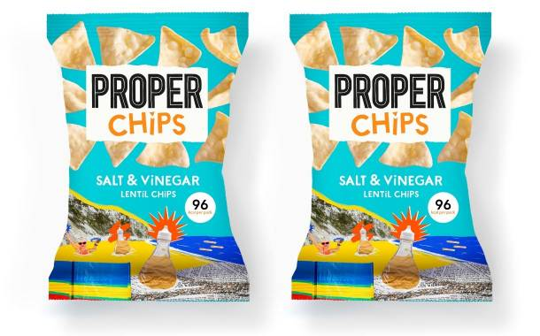 Proper and Eat Real to form new healthy snacking company