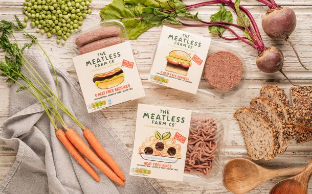Meatless Farm secures $31m to fund global expansion