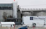 Tyson fires managers at plant tied to virus betting allegations