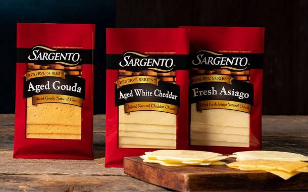 US cheese firm Sargento Foods debuts Reserve Series Slices