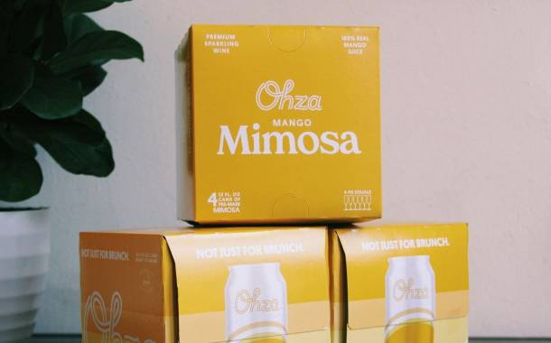 RTD mimosa producer Ohza closes seed financing round