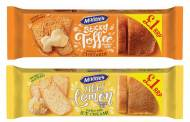 Pladis expands McVitie's range with new Loaf Cakes