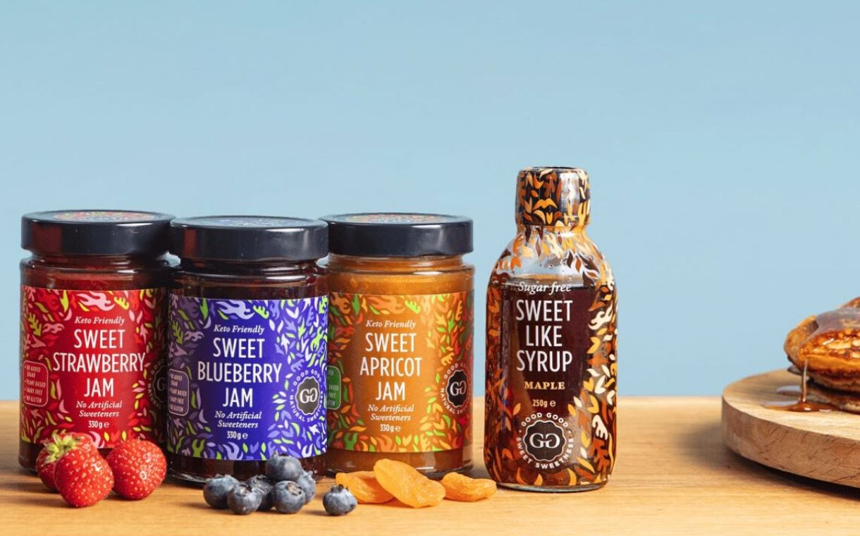 Sugar-free brand Good Good secures $3m in Series A funding