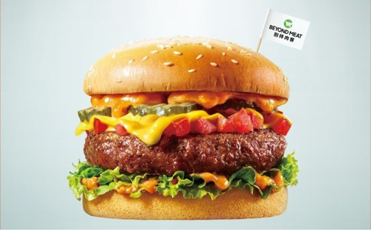 Beyond Meat expands in China with foodservice deal