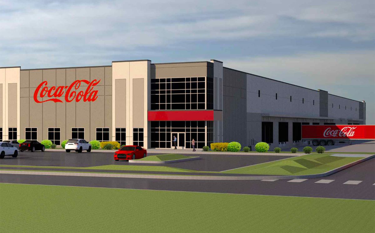 Coca-Cola Consolidated to invest $55m in new US facility
