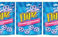 Pladis adds Strawberry Cheesecake flavour to its Flipz range