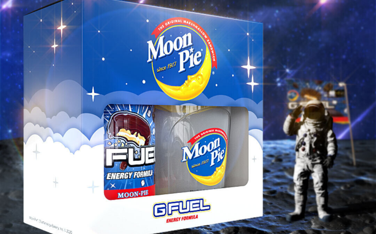 G Fuel To Launch New Moonpie Flavour Foodbev Media