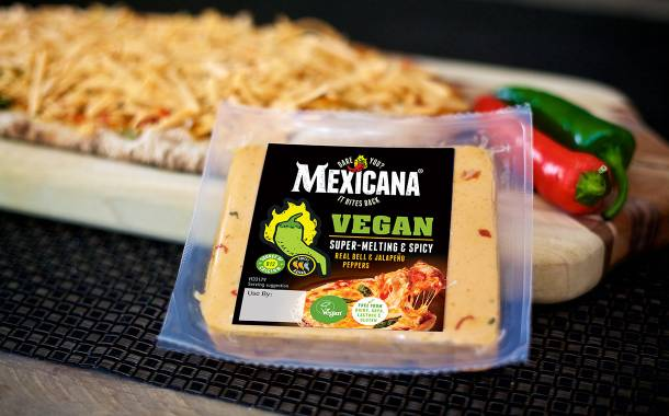 Norseland debuts vegan version of its Mexicana cheese