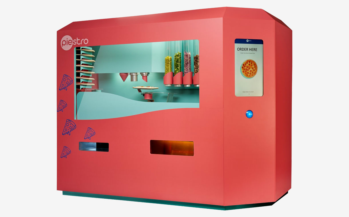 Piestro launches $2m funding series for its automated pizzeria