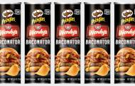 Kellogg partners with Wendy's to create Pringles Baconator flavour