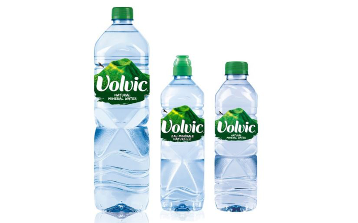 Danone's Volvic water brand achieves carbon neutrality
