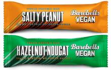 Barebells adds two vegan protein bars to UK line-up
