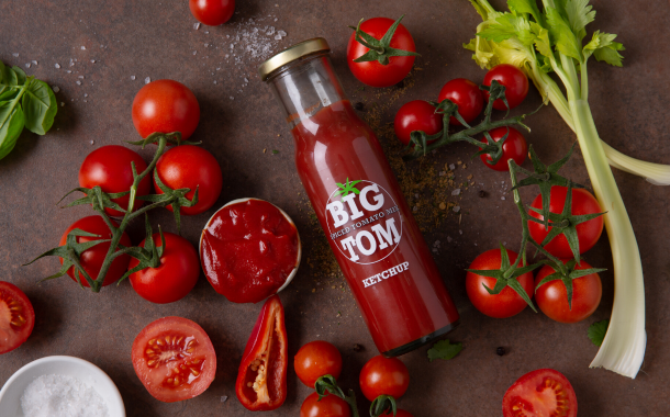 Big Tom launches spiced tomato ketchup