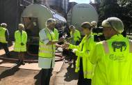 Carlsberg opens water recycling plant at Denmark brewery
