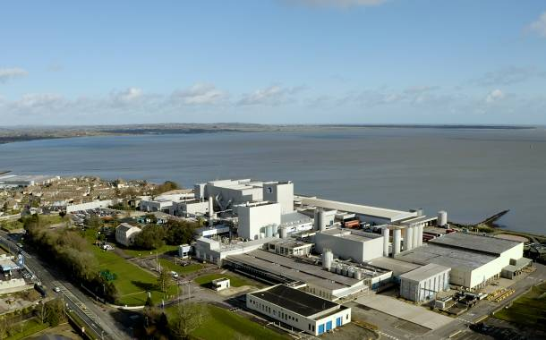 Danone's baby formula facility in Ireland becomes carbon neutral