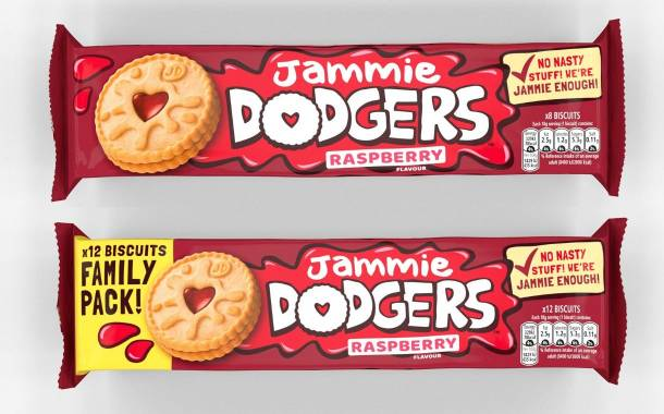 Jammie Dodgers unveils new recipe suitable for vegans
