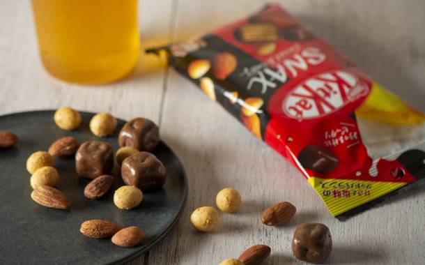 Nestlé Japan launches KitKat Snax and a chocolate stout