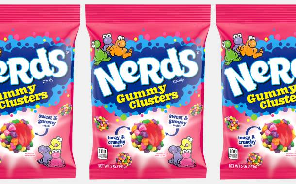 Ferrera's Nerds brand to launch new Gummy Clusters in the US