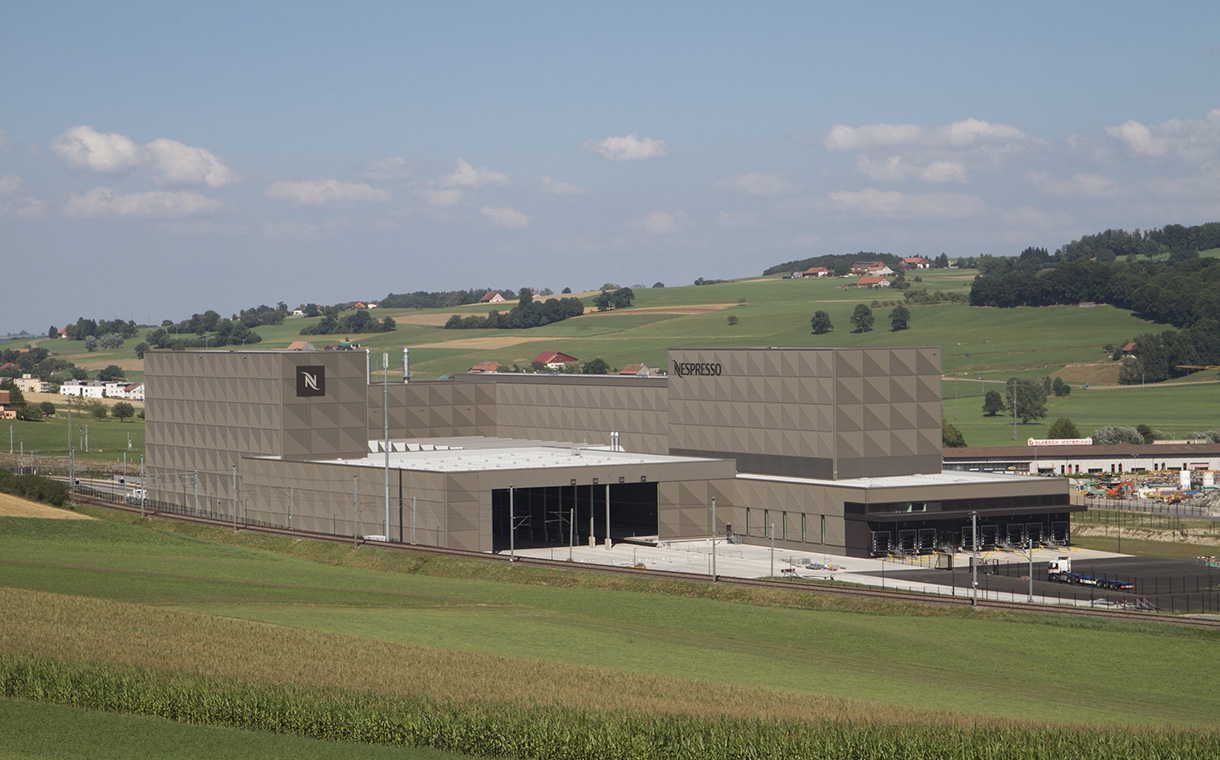 Nespresso to invest $170m in Romont centre expansion