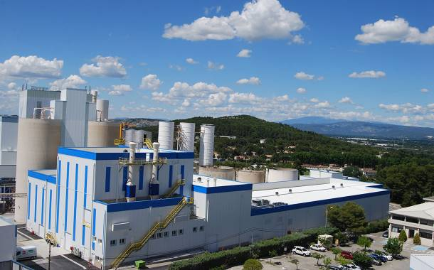 Omya expands its calcium carbonate plant in France