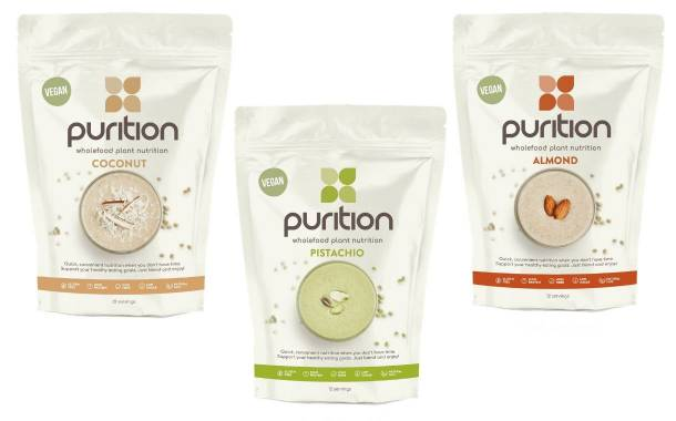 Purition unveils three new vegan protein powder flavours