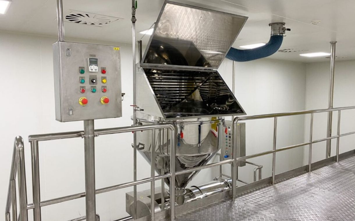 Synergy Flavours adds new blending facility to Thailand production site