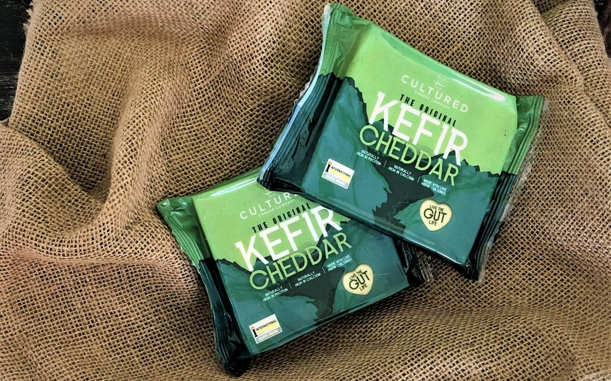 Singletons & Co. launches Kefir Cheddar under new brand