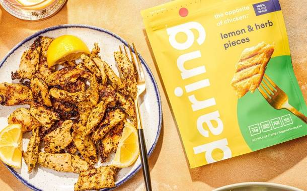 Plant-based chicken producer Daring debuts new flavours